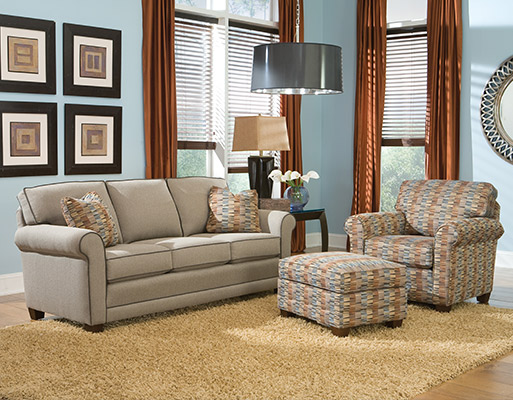 Fuller Furniture is proud to offer custom furniture by Smith Brothers of Berne that is always made of the highest quality materials.